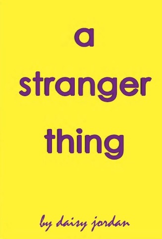 a stranger thing front cover
